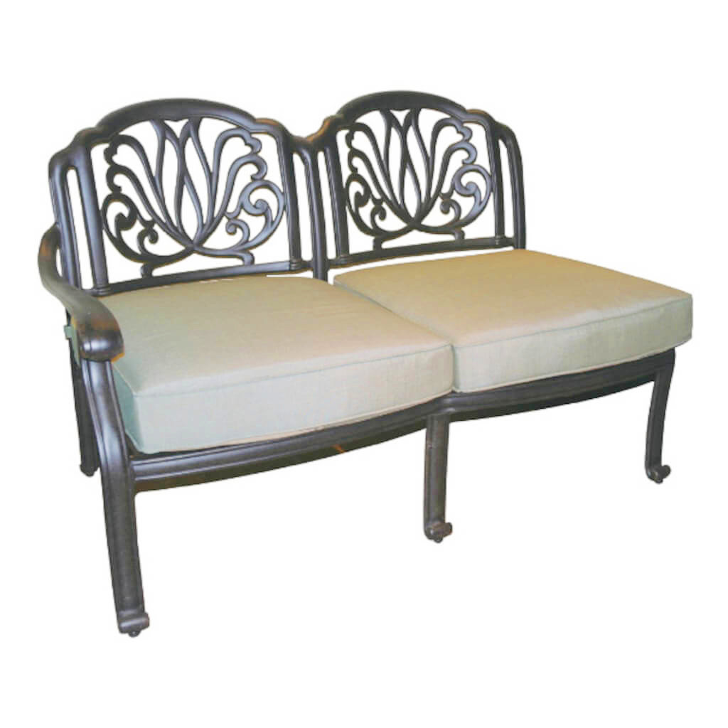Lillian Left Arm and Right Arm Loveseat